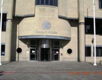 Bradford Combined Court building - Divorce proceedings